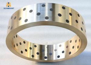 China Customized Processing Self Lubricating Bearing Large Size Wear - Resistant on sale