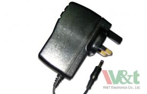 China 3.6V - 7.2V 2A - 3A Nimh Battery Chargers For Battery Packs , 3 Round Pin Plug Adapter UK To Europe on sale