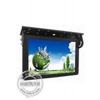 Wireless 3G Wifi Taxi Digital Signage HD LCD Advertising Screen Quad Core / Octa Core