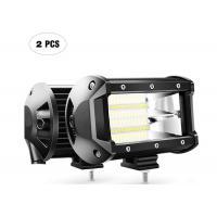 Jeep SUV 4X4 LED Work Light Bar , 12V LED Vehicle Work Lights OEM Service