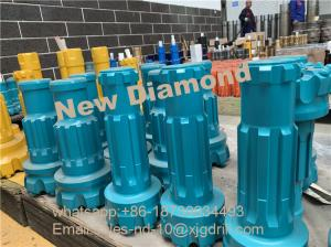 China DHD350A 140mm High Air Pressure Dth Drill Bits on sale