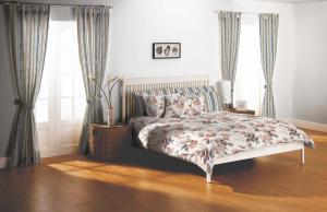 China Fashion Comfortable Bedding Sheet Sets Below 30 Celsius Hand / Machine Washing on sale