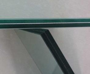 China 12mm Toughened Safety Glass For Subway Station / Bank / Airport Low Visible on sale