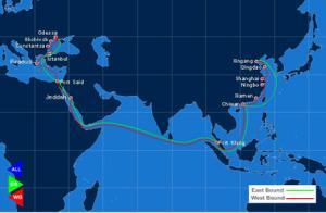China DIRECT. FAST SEA SHIPPING SERVICE FROM SHENZHEN CHINA, TO JEDDAH, SAUDI. ARABIA on sale
