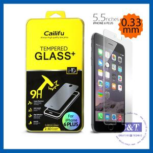 China Clear 2.5D 9H Cellphone Screen Protector , Iphone 6 Plus 5.5 Screen Protector on sale