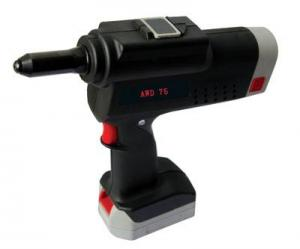 China Firmly Hook Battery Operated Pop Rivet Gun Reliable For 2.4mm Rivets on sale