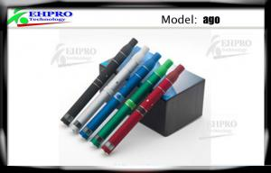 China G5 E Cigarette Vaporizer Rechargeable Battery , Triple Touch Safety Lock supplier