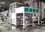 Plateau automatique d'oeufs de boîte formant la tuyauterie d'aspersion multi de couche de machines 1400pcs/h