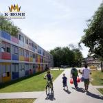 Customized Pre-fab School Building Durable Transportable Classrooms