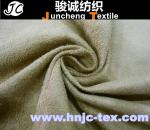 Hign Desityの方法よこ糸の編む伸張のスエード/装飾のソファーの家具製造販売業/apparel