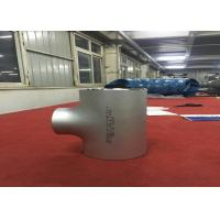 China Butt Welding Stainless Steel Pipe Fittings Cross Straight 4 Way ASTM  A403 Asme B16.9 on sale