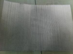 China Maille augmentée en métal de l'acier inoxydable 304 pour la production de métiers, qui respecte l'environnement on sale