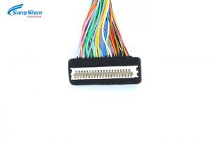 40Pin LVDS Cable Assembly 31Pin Dupont 2 0mm Bare Copper