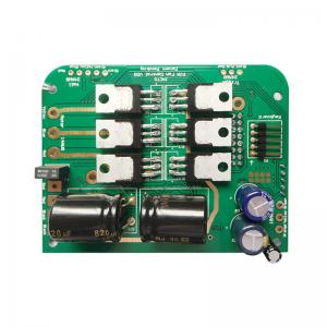 China IPC 6012D ENIG 0.20mm 3OZ EMS PCB Assembly on sale