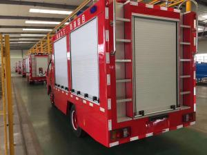 China Firefighting Truck Special Vehicles Parts Aluminum Roller Shutter Door on sale