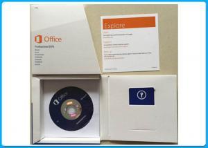 China Microsoft Office 2013 Professional 32 Bit 64 Bit 269 - 16094 DVD 1 PC on sale