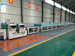 China 920mm Width 6M/Min Spot Uv  Spray Coating Machine / Spot Uv Printing Machine on sale