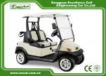 ISO/CE Approved Electric 2 Seater Golf Cart 275A Curtis Controller/Trojan Battery