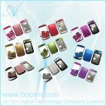 Vivienda del color de la moda para Blackberry 9700 con buena calidad