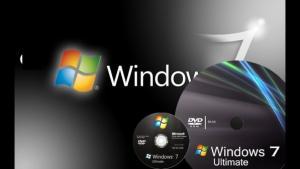 China Online Windows 7 Ultimate OEM Key Code , Windows 7 Ultimate License Key on sale