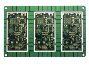 China Quickturn HDI PCB Circuit Board Assembly With 30um Dielectric Layers on sale
