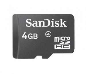 China MicroSDHC Memory Card(SDSDQM-004G) on sale