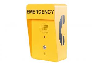 China J&R Waterproof Excellent Sound Rugged Emergency Tollway Call Box for Safety Security on sale