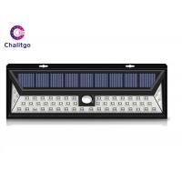 China 54 LED Lights Waterproof Solar Lights , 120 Degree Wide Angle Solar Powered Garden Lights on sale