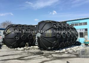 China High Strength Marine Inflatable Bumper Air Filled Yokohama Pneumatic Floating Rubber Fender on sale