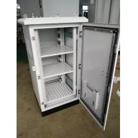 Weatherproof Outdoor Enclosure Cabinet / External Electrical Cabinet Durable