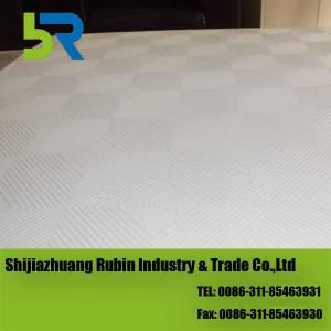 China Waterproof/fireproof/common PVC gypsum board on sale