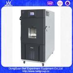 Máquina ambiental de alternancia de la prueba de calor de la humedad de la confiabilidad de la cámara BTH 408 de la prueba de la temperatura alta-baja climática de DGBELL
