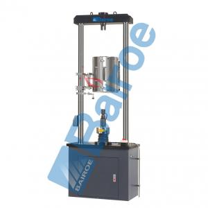 China HTC-100B High Precision Creep Testing Machine With Servo Motor For Stress Rupture Test on sale