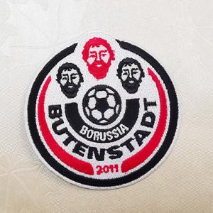 China Football cool Embroidery patches for jeans,Football cool Embroidery patches supplier,Patches,Embroidered patches on sale