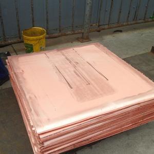 China Copper wire 99.95% on sale