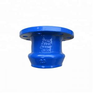 China China Most Professional Manufacturer of ISO2531 Ductile Iron Pipe Fitting for PVC pipe on sale