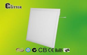 China 15W Flat Dimmable 3014 SMD LED Panel Light Warm White 4100lm PF > 0.95 on sale