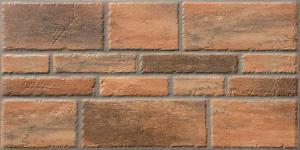 China Waterproof Retro 600 X 300 Ceramic Wall Tiles , 30x60x9CM Cream Kitchen Wall Tiles  Villa Mansion on sale