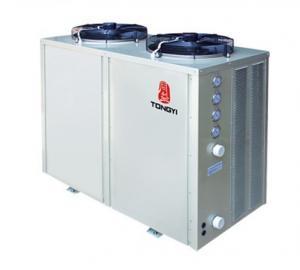China Low temp EVI water heat pump on sale