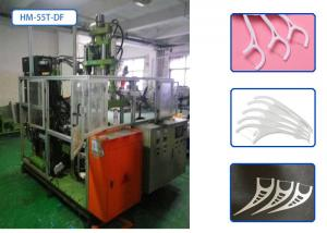 China Automatic Stacking Hydraulic Injection Moulding Machine For Tooth Floss Sticks on sale
