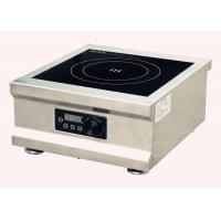 China Easy Installation Commercial Induction Cooker 220v With Timer Function on sale