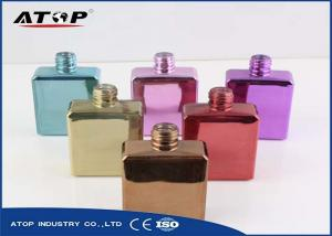 China Automatic PVD Vacuum Coating Machine For Glass Perfume Bottle Color Coating on sale