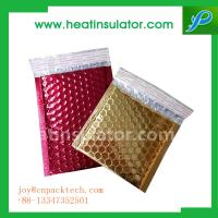 Colorful Heat Insulation Cold pack foil bubble fresh keeping mailing bag