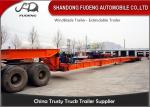 28 m - 56 m Windmill Blade Trailer for long vehicle transportation