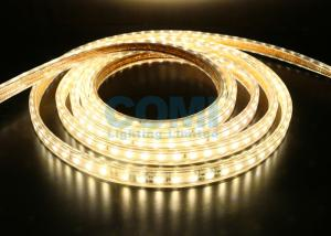 China 6W / M 2835 IP67 Constant Current High Voltage LED Strip Light with Power Supply on sale