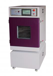 China PLC Control Touch Screen Altitude Simulation Battery Test Chamber for UL 1642 Low Pressure Test on sale