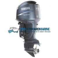Yamaha LF250XA Outboard Motor Four Stroke V6 3.3L