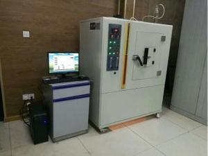 China ISO 5659-2 0-924 Six Gear Automatic Shift Plastic Smoke Density Testing Machine on sale