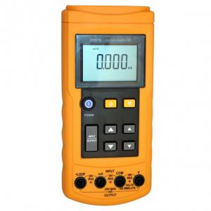 China YHS-715 RTD Calibrator Source voltage to 100 mV 10V , Configurable Zero And Span Settings on sale