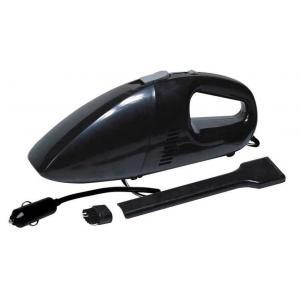 China Black handheld powerful car vacuum cleaner , MINI 12v auto vacuum cleaner on sale